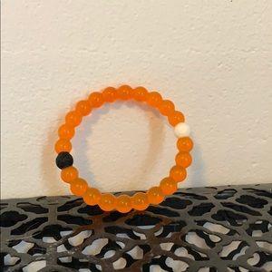Orange Lokai Bracelet for NAMI
